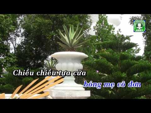 Bài thơ dâng mẹ Karaoke -