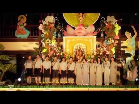 Hợp ca Phật giáo Việt Nam & Khai mạc -