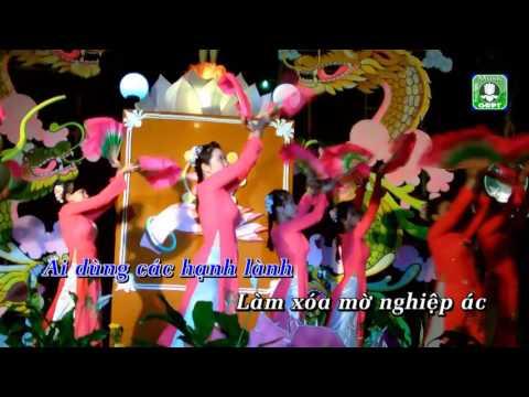 Vui thay Phật ra đời TĐ karaoke -