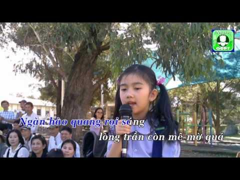 Dâng hoa Karaoke -