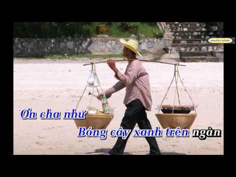 Ơn Cha Karaoke -