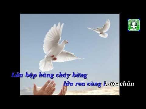 Bài ca đêm chia tay Karaoke -