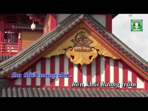 Thăm lại chùa xưa [Karaoke] - Giác An -