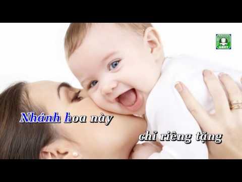Mẹ hiền Karaoke -
