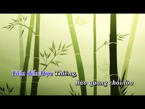 Đồng Ca Kết Đoàn [karaoke] -