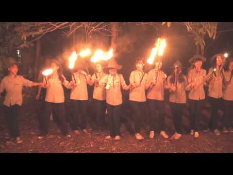 Trại Trúc Lâm 6 nhảy lửa -