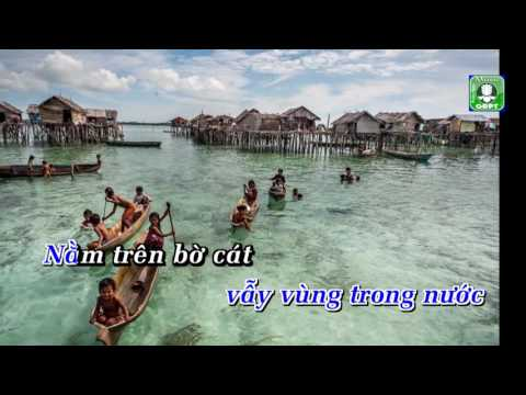 Đứa con biển cả VTH Karaoke -