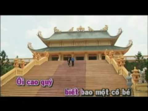 Cô Gái Tha Hương [karaoke] - Sáng tác Thích Minh Giới