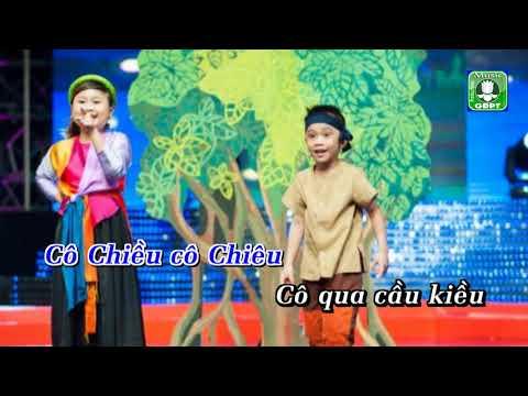 Ông Ninh Ông Nang [Karaoke] -