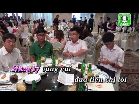 Áo Lam sang sông [Karaoke] -