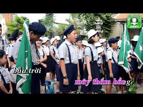 Đoàn Lam Non [Karaoke] -