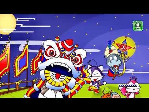 Rước đèn dưới trăng thu [Karaoke] -
