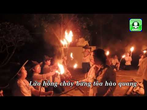 Hồn lửa thiêng [Karaoke] -