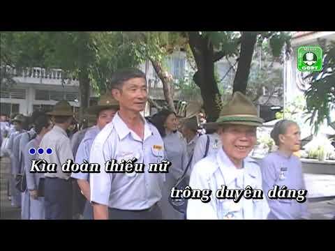 Thiếu nữ áo lam DQ - Nguyễn Duyên Quỳnh