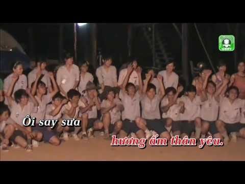 Dựng mái Lam yêu [Karaoke] -
