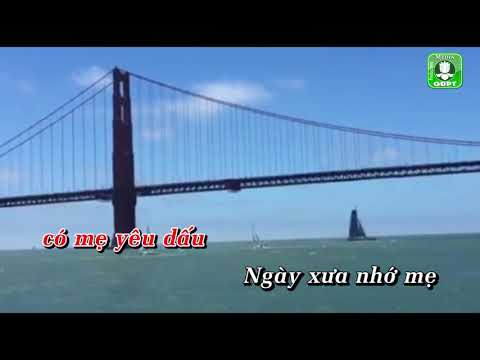 Nhớ mẹ VTH [Karaoke] -