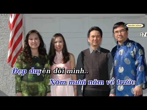 Mừng ngày lễ vàng [Karaoke] -