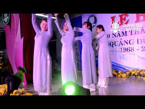 GĐPT Chánh Pháp chùa Từ Hiếu múa 50 năm -