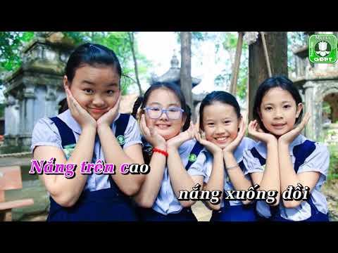 Tây nguyên mừng Phật đản [Karaoke] -