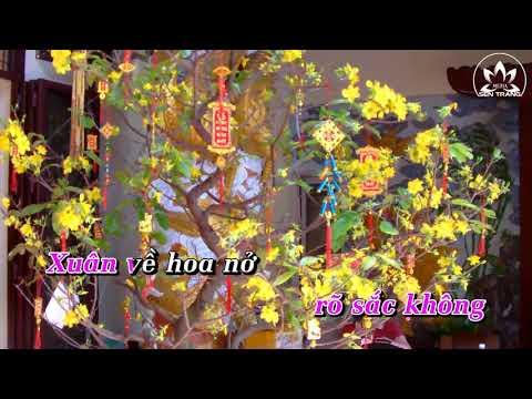 Xuân vãn Nhất chi mai [Karaoke] -