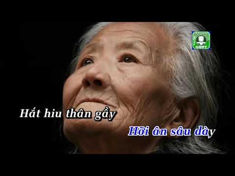 Mẹ Đức Quảng [Karaoke] -