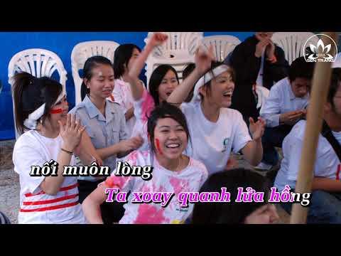 Vòng tay thân ái [Karaoke] -