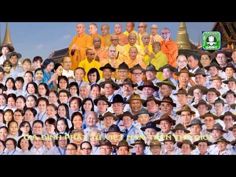Gia Đình Phật Tử Việt Nam Trên Thế giới -