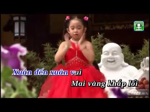 Mừng xuân Di Lặc VTH [Karaoke] -